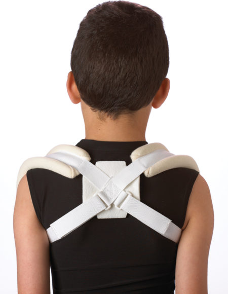 CF Pediatric Clavicle Strap