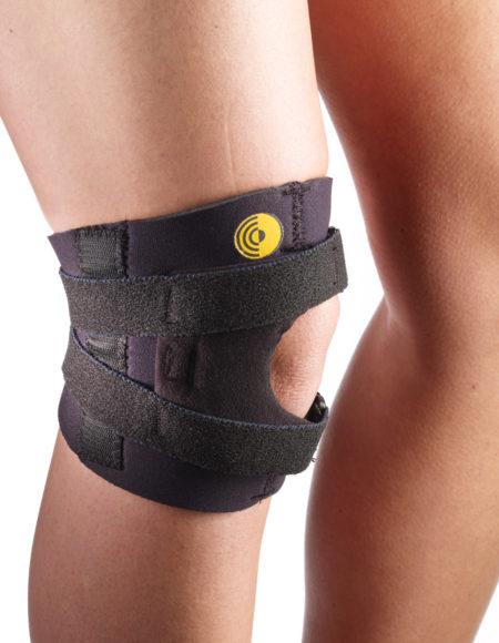 6 Inch Knee-O-Trakker With Hinge