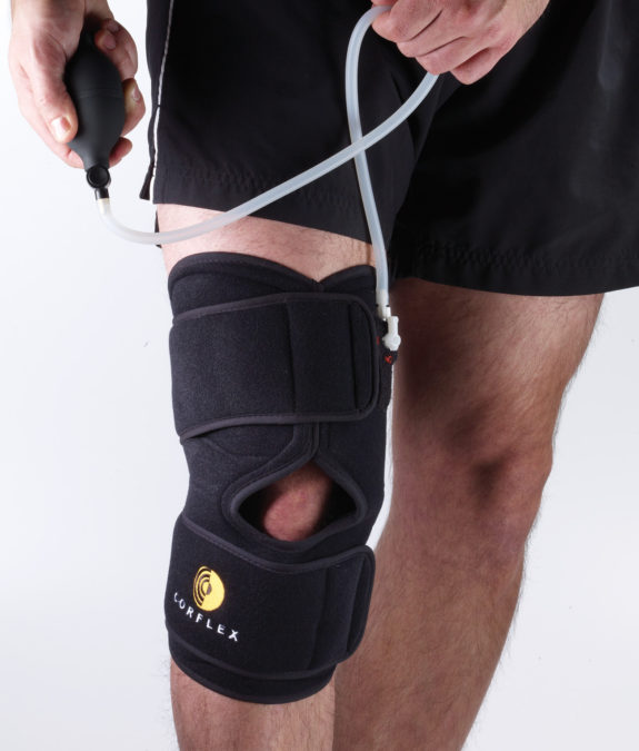 CF Cryopneumatic Knee Splint 1