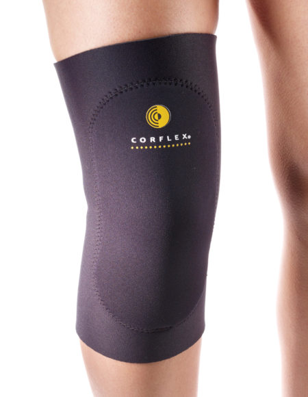 CF Knee Sleeve with Anterior Pad